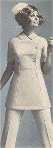 nurse's uniform | pants approved 1971