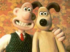 fav cartoon duo wallace and grommit and the wererabbit is one of the funniest things i've seen.