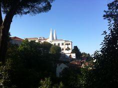 Ausflug nach Sintra, der Sommerresidenz der portugieischen Könige