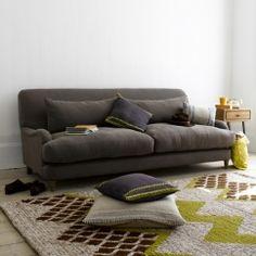 Loaf.com what a wonderful sofa and rug