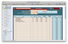 coupon spreadsheet