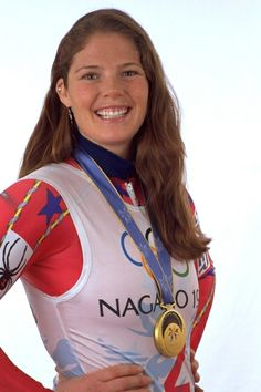 Olympic Heroes Then and Now: Picabo Street