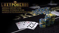 situs poker online Indonesia terpercaya buat taruhan yang nanti nya dapat membantu anda terutama para pecinta judi poker pemula yang baru saja ingin mencoba...