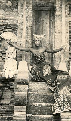 Balinese male performer | by Underground PFV Uitgeverij