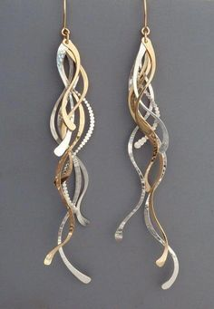 50 EARRING Wires Antiqued Brass INDUSTRIAL STEAMPUNK French Ear Hook Spring