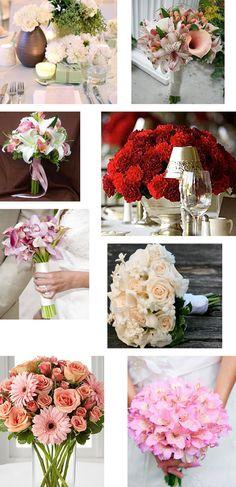 Flores para casamentos: suas épocas e estações