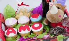 Lolita's Cupcakes: $33.000 en vez de $69.000 por ancheta para el día del amor y…