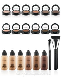MAC Cosmetics Face and Body - The best natural skin looking foundation out there!  New Holy Grail foundation! Great sheer/buildable coverage with a natural glow, doesn't settle into fine lines or accentuate my dry skin!