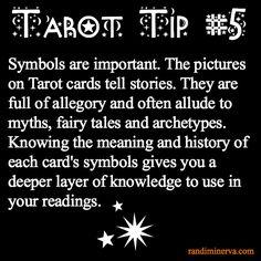 Tarot Tip # 5