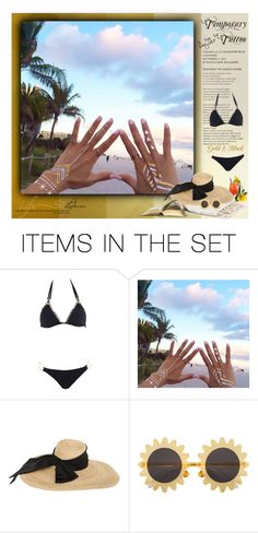 """I Did It Myself"" by ledianaaaaa ❤ liked on Polyvore featuring art and temporarytattoo"
