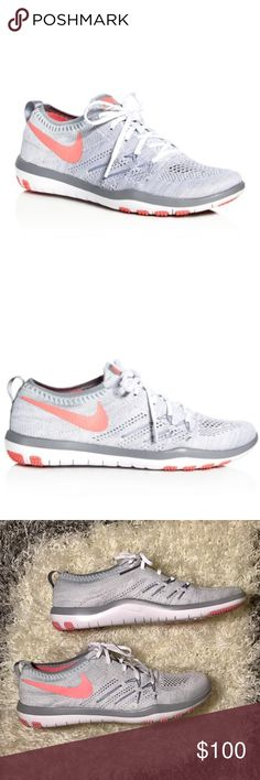 Nike Women's Free TR Focus Flyknit NWT! The Nike Free TR Focus Flyknit Shoes are the perfect addition to your hottest workouts. * Flyknit upper with synthetic additions offers supportive breathability that moves with your foot. * Dynamic Flywire cable https://tmblr.co/ZnVlHd2OD7XUq