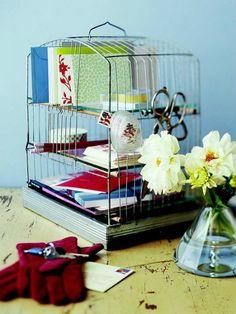 Birch + Bird Vintage Home Interiors » Blog Archive » Flea Market Storage Solutions