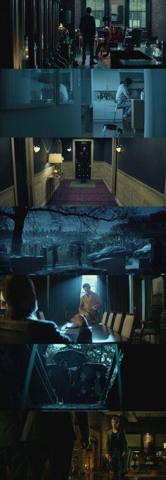 John Wick . Cinematography by Jonathan Sela
