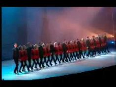 Irish dance. That is pretty cool ! Watch till the end.