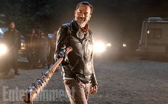 Primera imagen de Negan en la séptima temporada de 'The Walking Dead' | Cinescape