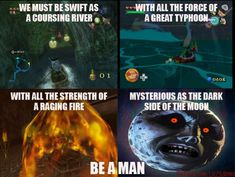 Never seen anything so relevant in my life~ Is this seriously a Mulan and Zelda mashup? If not, it's close enough!!!
