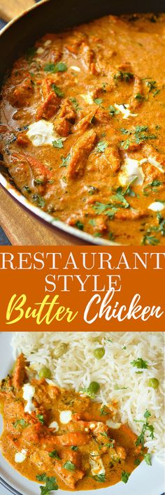 Personalized Graduation Gifts - Ideas To Pick Low Cost Graduation Offers Restaurant Style Creamy Butter Chicken Murgh Makhani Indian Food Recipes, Asian Recipes, Healthy Recipes, Comida India, Easy Chicken Recipes, Easy Recipes, Copycat Recipes, Curry Recipes, International Recipes