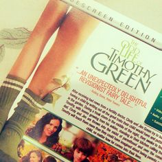 A whimsy and odd story of Timothy Green! #disney