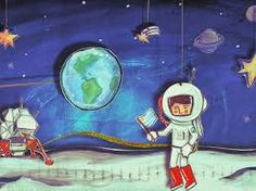 Image result for diorama space
