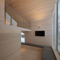Mountian Lodge by Reiulf Ramstad Arkitekter