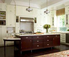 Fine Furniture-Style Kitchen Island