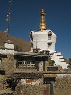 Stupa Lost Horizon, Arctic Circle, Top Destinations, Tibet, Architects, Spirituality, Board, Travel, Trips