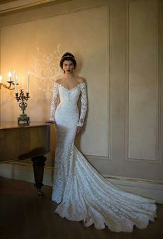 This is what I want my wedding dress to look like