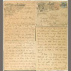 "MASCAGNI, PIETRO. 1863-1945. Autograph Letter Signed twice (""Pietro Mascagni""), 5 pp, 8vo, Livorno, September 9, 1903,"