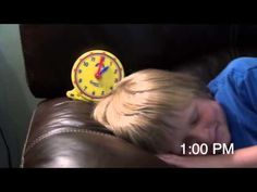 Telling Time Video Lesson - Almost a Second Grader - www.almostasecondgrader.com