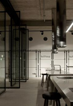 Bulthaup Showroom TLV / Pitsou Kedem Architects