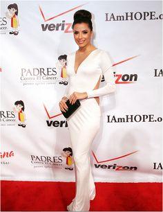 Eva Longoria Hosts Padres Contra El Cancer's 12th Annual 'El Sueno De Esperanza' Gala in Las Vegas | EventsNetwork