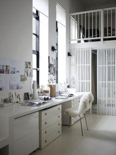 Elegant home office style (26)