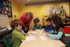 Como ensinar as crianças a desenhar. #aula #desenho #educação