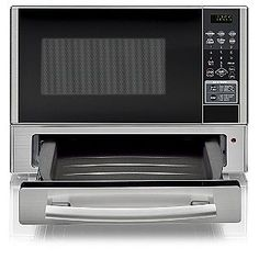 Lg 1 Cu Ft Mid Size Microwave Stainless Steel