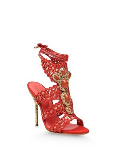 Sergio Rossi grorgeous shoes. The designs are mostly simple and yet highly classy and stylish.