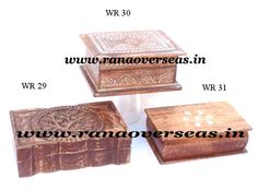 Wooden Boxes Rana Overseas leading manufacturer, exporter and supplier of Wooden Carved Box, Wooden Box, Wooden Brass Inlay Box, Wooden Antique Box, Wooden beaded Box, Wooden Round Box, Wooden Square Box, Wooden hand carved box, Wooden wood inlay Box, Wooden money Bank box, Wooden card box, Wooden music box, Wooden white Inlay Box, wooden octagnol box, wooden hexagon box, Wooden card box, Wooden Ring Box, Wooden jewellery Box, Wooden organic box, Wooden handcrafted box, Wooden treasures…