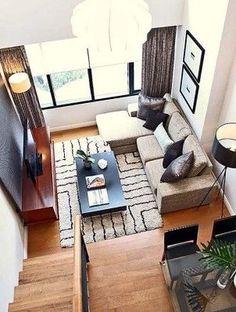 38 Small yet super cozy living room designs #smallroomdesignliving