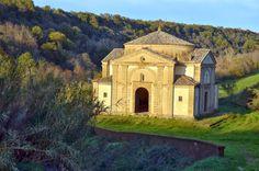 Marianna Febbi guida turistica tour guide Tuscia, Amiata e Maremma: Chiesa di Sant'Egidio a Cellere (VT)