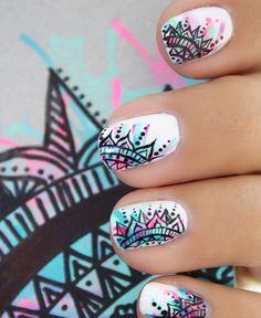 #HipsterNails #Nails