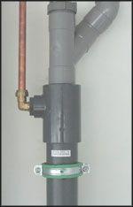Bespaar 60% op uw Sanitair Warm Water met een douchewarmtewisselaar.Met duidelijke HANDLEIDING: Gemakkelijk zelf te installeren!!