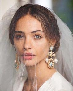 I love the natural makeup look Bridal Makeup, Wedding Makeup, Bridal Hair, Wedding Goals, Dream Wedding, Wedding Day, Luxury Wedding, Wedding Venues, Wedding Photos