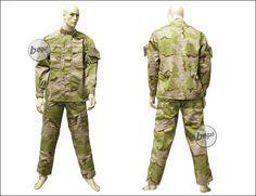 3C Desert combat suit