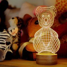 BULBING® lamp - #TeddyBear