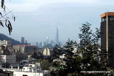 Costanera Center mall, Santiago de Chile