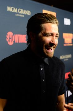 Jake Gyllenhaal Photos - SHOWTIME and HBO VIP Pre-Fight Party For 'Mayweather VS Pacquiao' - Zimbio