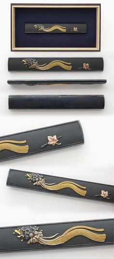 Kozuka : Mumei (Sonobe school) | Japanese Sword Shop Aoi-Art.