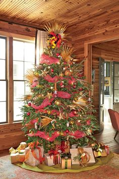 our favorite holiday drama gorgeous trees christmas decorationschristmas tree topperslive christmas treesxmasholidaysouthern living - Southern Living Christmas Decorations