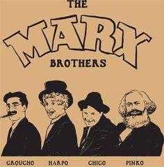 Marx Brothers T-Shirt