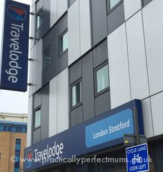 Travelodge Video Review: London Stratford Hotel near ExCel - Practically Perfect Mums