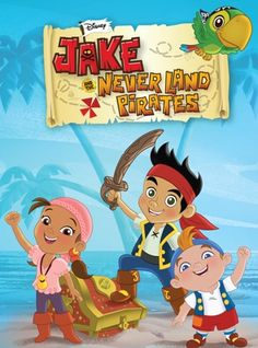 The games, activities, food and more we planned for my daughter's Jake and the Never Land Pirates party for her fourth birthday.